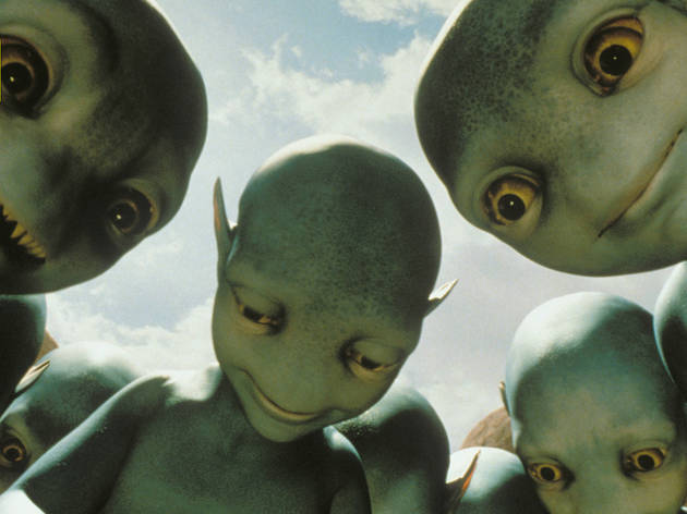 The 20 cutest aliens on screen time out film tiny humanoids with chirpy voices on an alien planet how cuteas gwen sigourney weaver notes theyrsquore very cute ndash until they leap onto thecheapjerseys Choice Image
