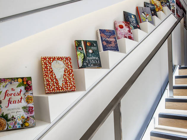 Lose yourself in a book at Foyles