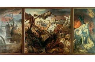 'Der Krieg', de Otto Dix