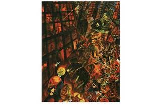 'El funeral', de Georg Grosz