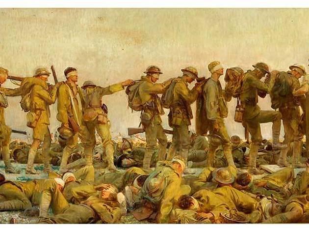 'Gassed', de J. S. Sargent