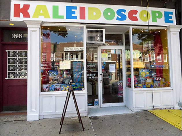 Kaleidoscope Toy Store