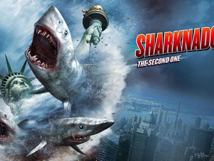 Sharknado 2 writer Thunder Levin