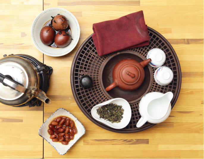 Teahouses in KL