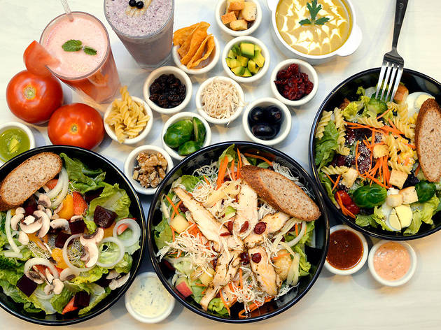 The best salad bars in KL