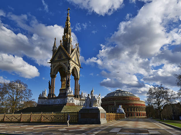 (The Albert Memorial © Greywolf, The Royal Parks)
