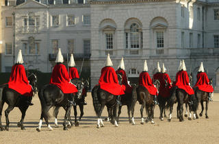 (Changing of the Guard © Edward Parker)