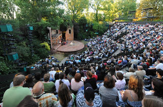 (Open Air Theatre © Alastair Muir)
