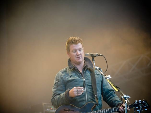 Rock en Seine 2014 / Jour 3 : Queens Of The Stone Age + Lana Del Rey + Warpaint + Feu! Chatterton + Forever Pavot