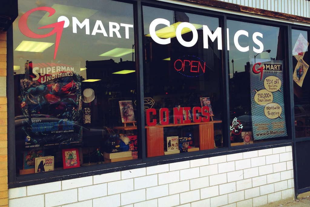 G-Mart Comics