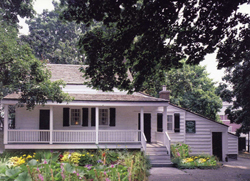 Edgar Allan Poe's Cottage