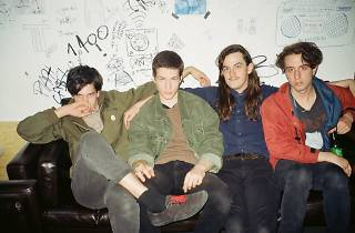 Beach Fossils + Heavenly Beat