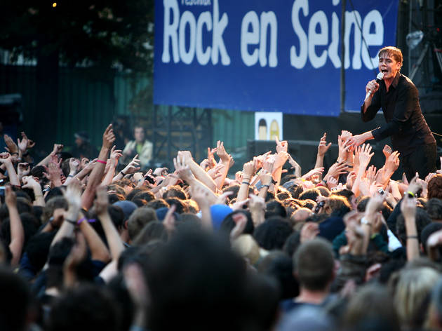 Rock en Seine - The Hives