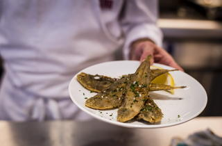 Barrafina (© Paul Winch-Furness)