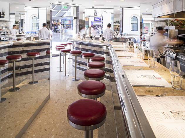 Barrafina (© Paul Winch-Furness )