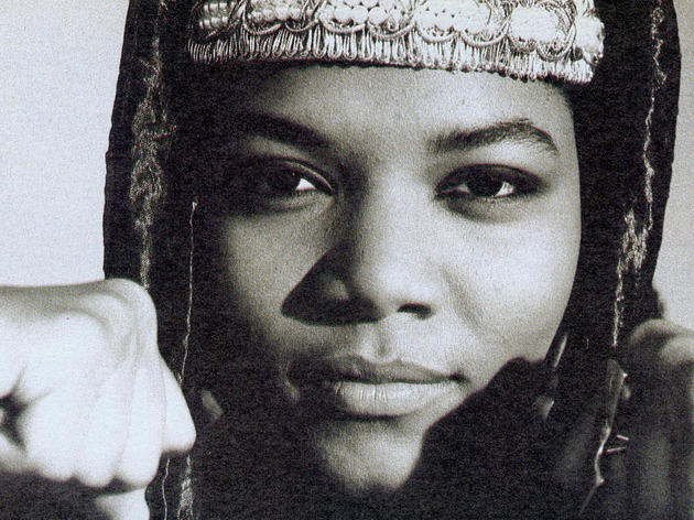 "Queen Latifah ""U.N.I.T.Y."""