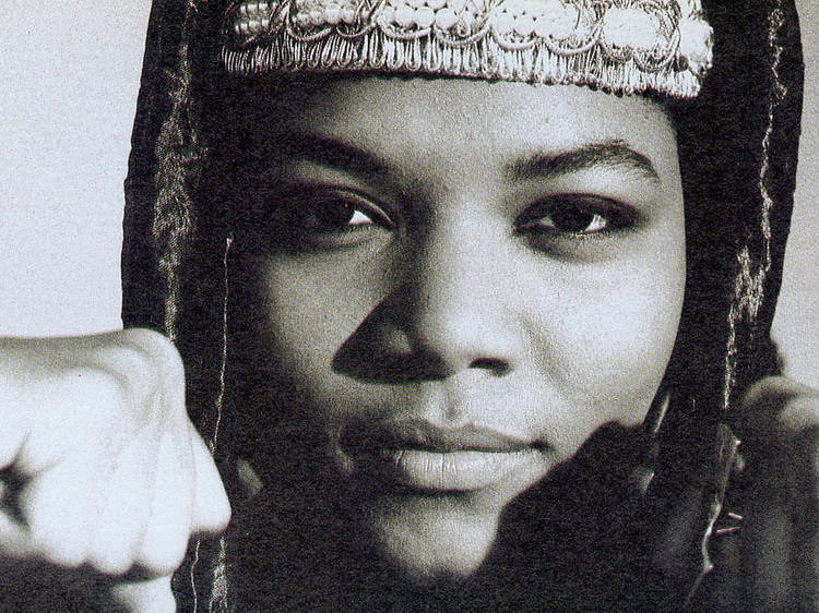 """Queen Latifah """"U.N.I.T.Y."""""""