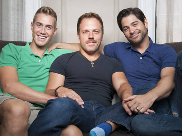 Gay polyamorous dating site