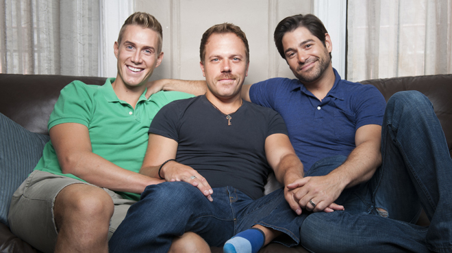 Three's company: Q&A with a polyamorous NYC throuple
