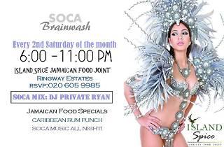SOCA Brainwash - Ringway Estates