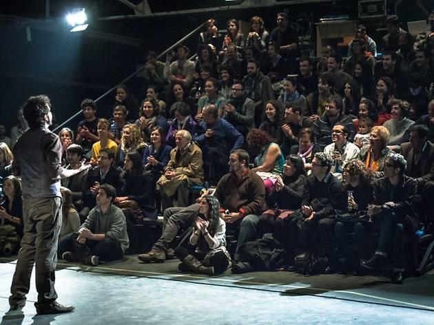 Teatro en la Nave 73