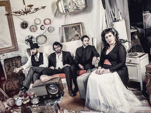 Nits d'estiu a La Pedrera: Jazz Machín