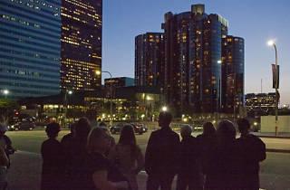 Modern by Moonlight Walking Tour