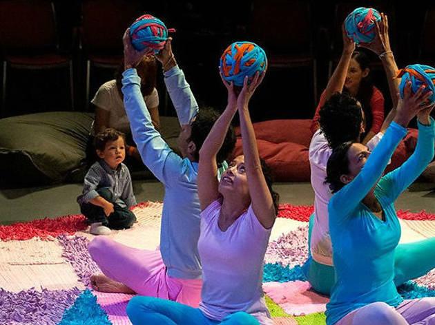 Taller lúdico para niños y niñas con Teatro al Vacío