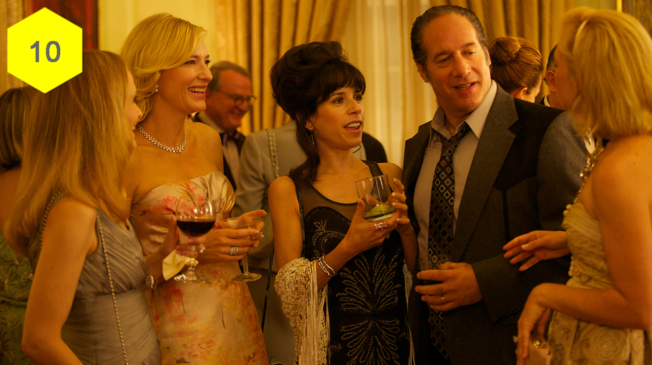best and worst woody allen movies, blue jasmine