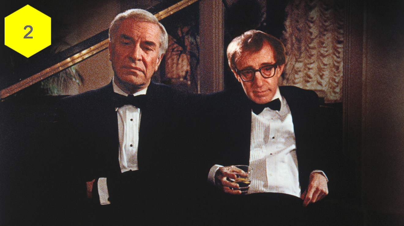 best and worst woody allen movies, crimes and misdemeanors
