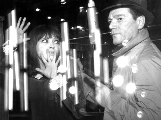 Sci-fi movie: Alphaville