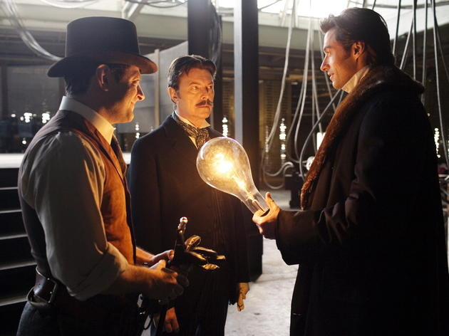 Sci-fi movie: The Prestige