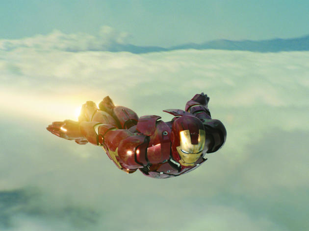 Sci-fi movie: Iron Man