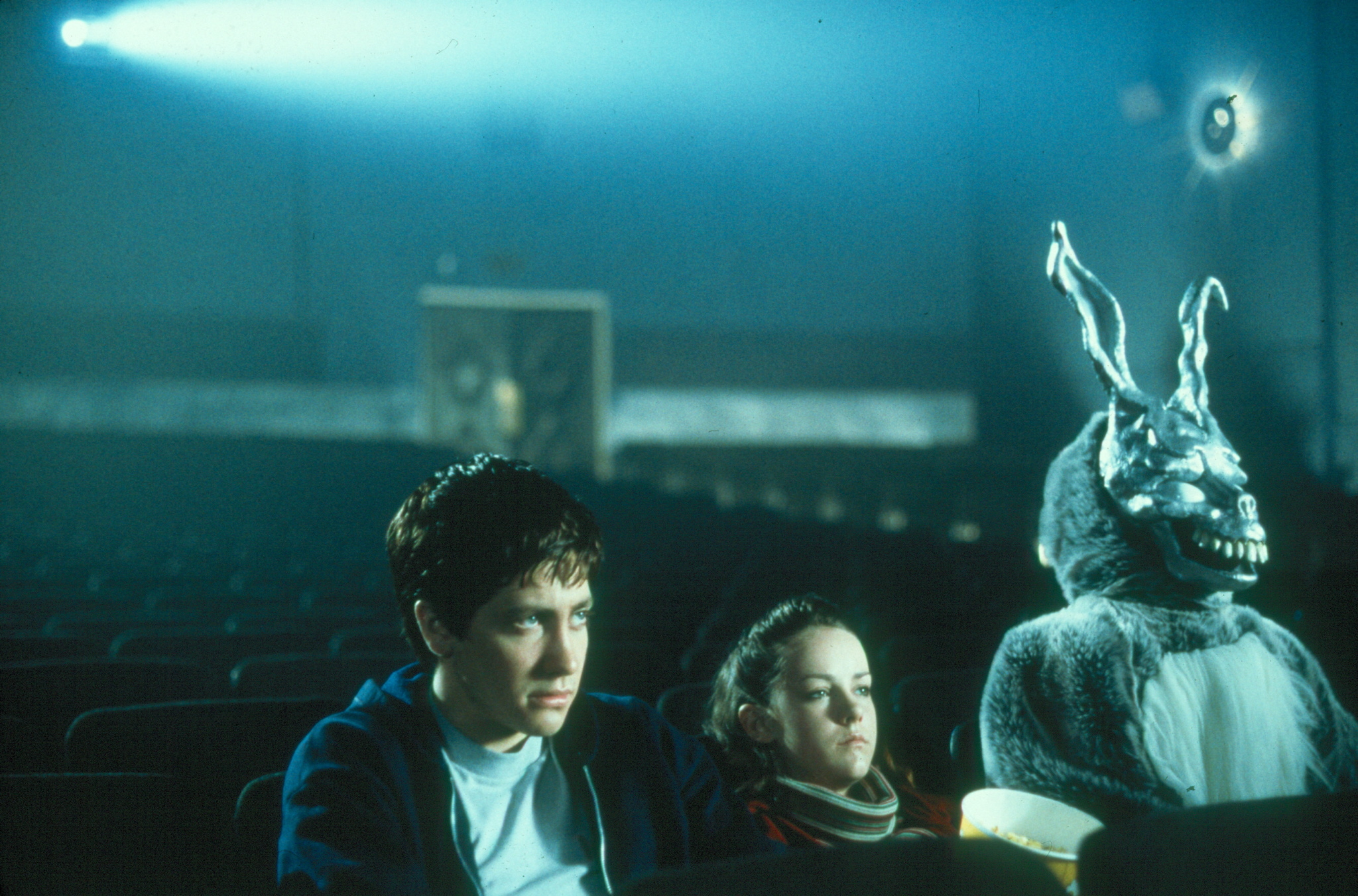 Sci-fi movie: Donnie Darko