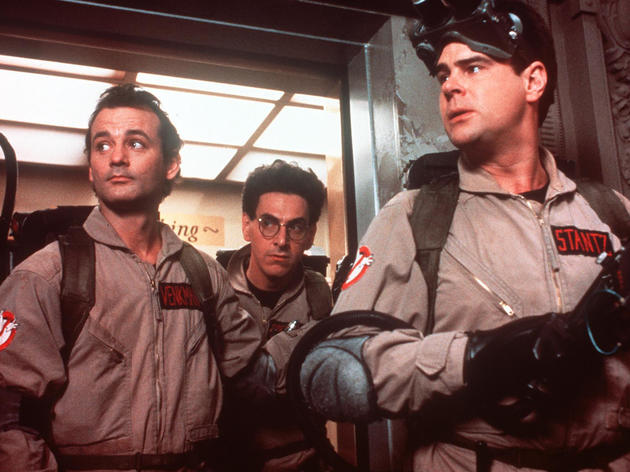 Sci-fi movie: Ghostbusters
