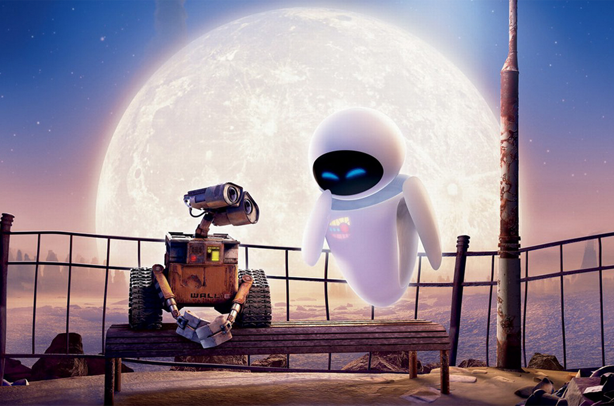 Sci-fi movie: WALL-E