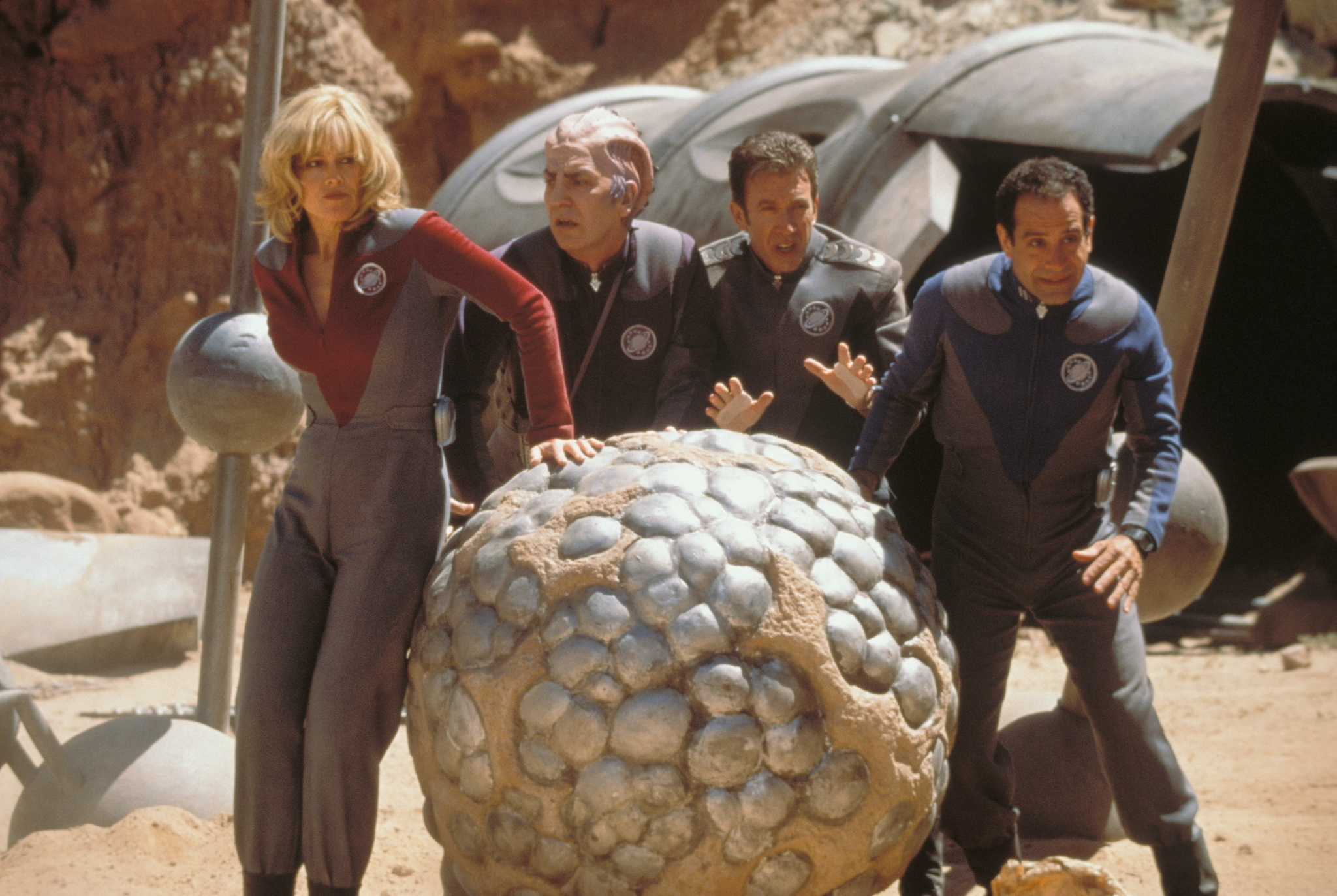 Sci-fi movie: Galaxy Quest