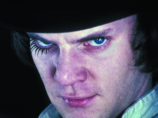 Sci-fi movie: A Clockwork Orange