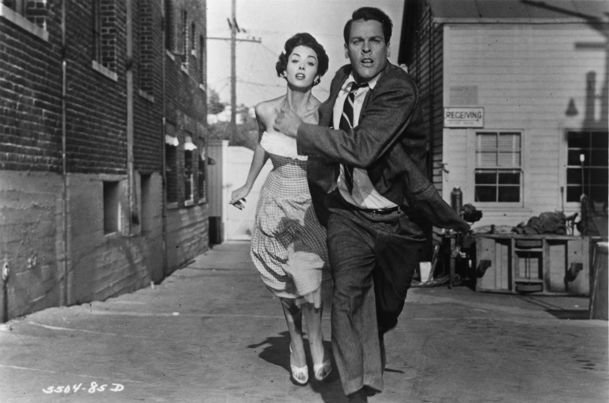 Sci-fi movie: Invasion of the Body Snatchers