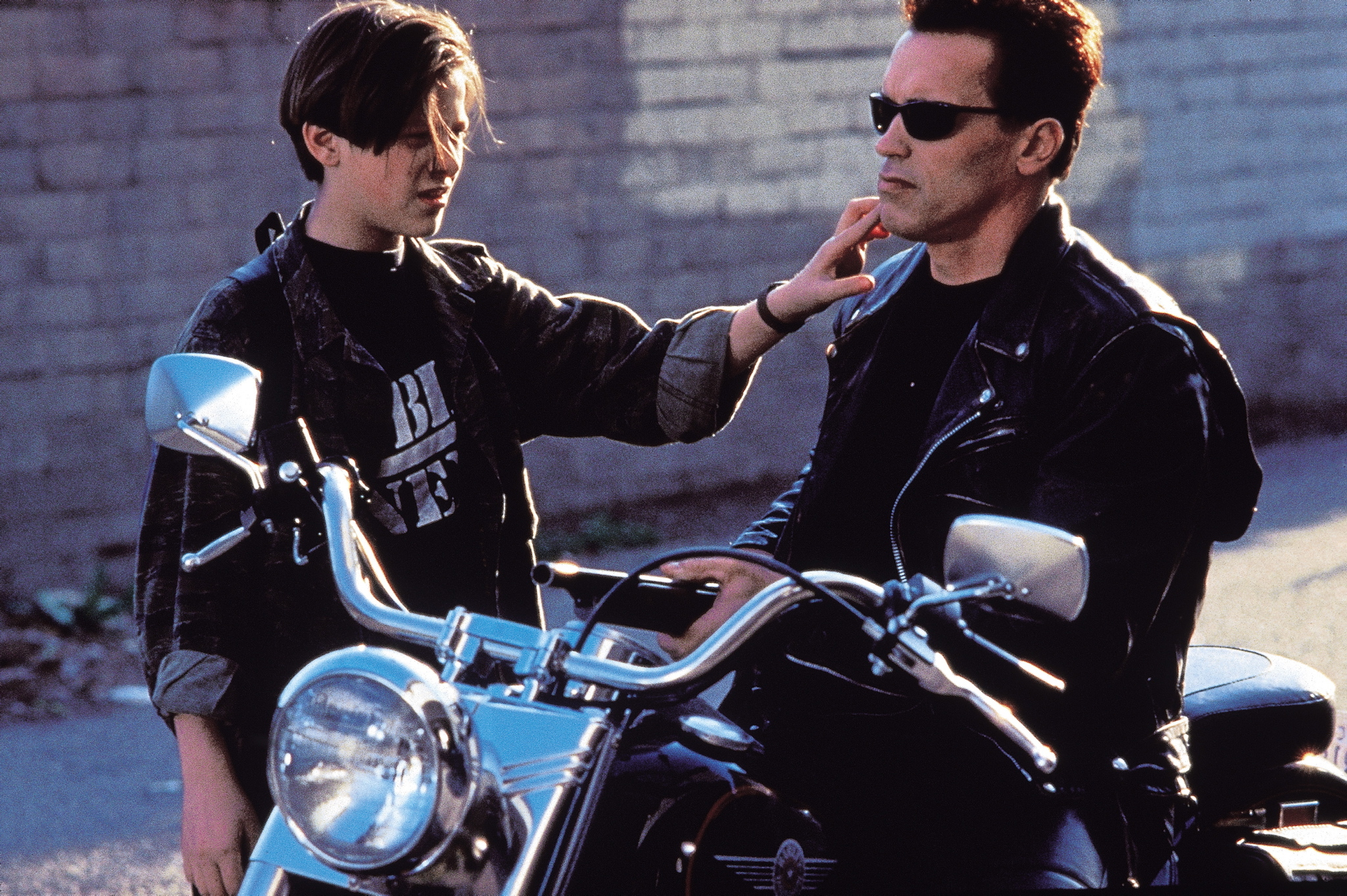 Sci-fi movie: Terminator 2: Judgment Day