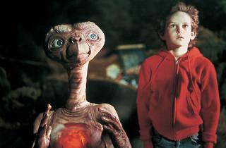 Sci-fi movie: ET the Extra-Terrestrial