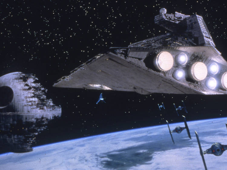 스타워즈: 에피소드 6-제다이의 귀환
