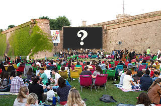Open-air film festival 2015: Surprise film