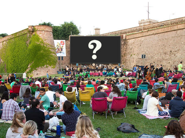 Outdoor Cinema 2014: surprise film