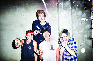 ITUNES FESTIVAL: 5 Seconds Of Summer + Charlie Simpson