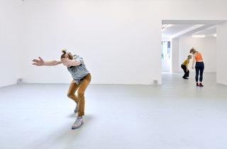 Yvonne Rainer ('Dance Works')
