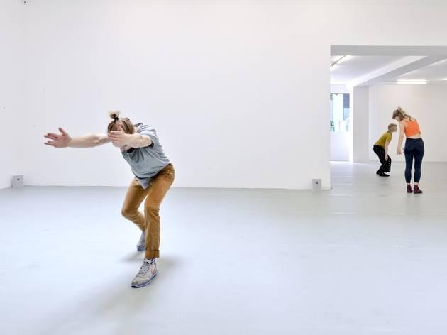 Yvonne Rainer: Dance Works | Art in London
