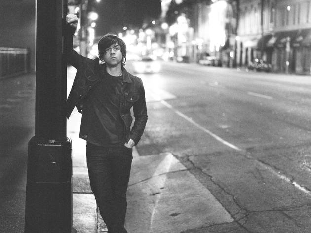 Ryan Adams at the Chicago Theatre