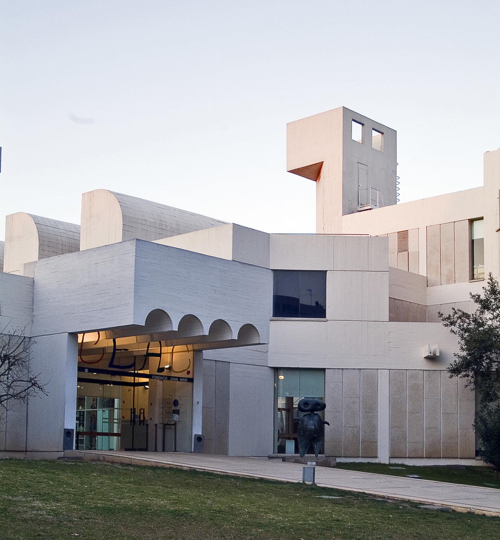 Fundació Joan Miró. Centre d'Estudis d'Art Contemporani, Barcelona