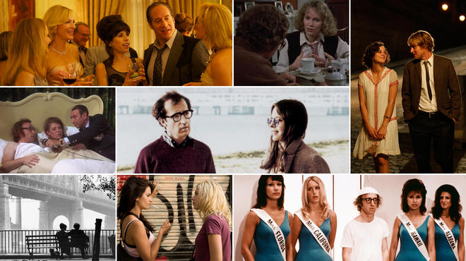 Best and worst Woody Allen films